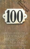 Cover of: Diccionario Secreto / Secret Dictionary | Camilo José Cela y Trulock