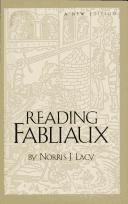 Cover of: Reading fabliaux | Norris J. Lacy