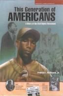 Cover of: The Generation of Americans by Fredrick L. McKissack
