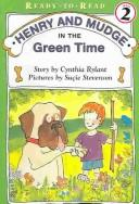 Cover of: Green Time | Cynthia Rylant