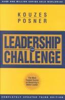 Cover of: Leadership the Challenge | James M. Kouzes