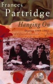 Cover of: Hanging on by Frances Partridge