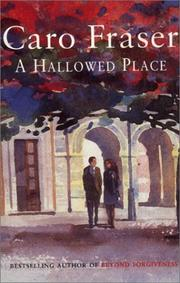 Cover of: A Hallowed Place | Caro Fraser
