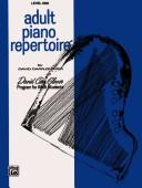 Cover of: Adult Piano Repertoire  Level 1 (David Carr Glover Adult Library) | David Carr Glover