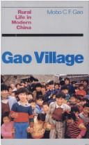 Cover of: Gao Village | Mobo C.F. Gao