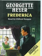 Cover of: Frederica | Georgette Heyer