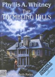Cover of: The trembling hills by Phyllis A. Whitney