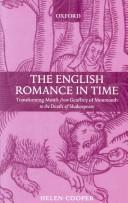 Cover of: The English Romance in Time | Helen Cooper