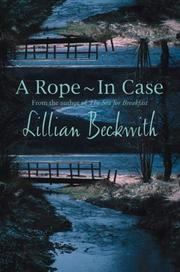 Cover of: A rope--in case | Lillian Beckwith