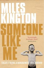 Cover of: Someone Like Me by Miles Kington