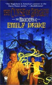 Cover of: The Curse of Arkady | Emily Drake
