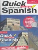 Cover of: Quick Take Off in Latin American Spanish | Rosa Mara Martn