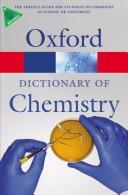 Cover of: Oxford Dictionary of Chemistry by John Daintith