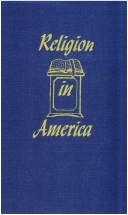 Cover of: Mystery Hid from All Ages and Generations (Religion in America Series, 1) | Charles Chauncy