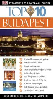 Cover of: Top 10 Budapest | DK Publishing