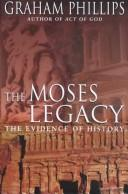 Cover of: The Moses Legacy by Graham Phillips