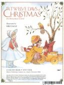 Cover of: The Twelve Days of Christmas, A Christmas Carol by Golden Books