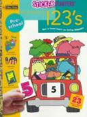 Cover of: My First Book of 1 2 3's by Golden Books