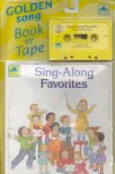 Cover of: Sing Along Favorites Book/Tape | Golden Books
