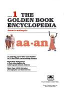 Cover of: Volume #1 Golden Bk Encyclopedia | Golden Books