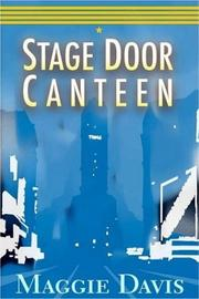 Cover of: Stage Door Canteen by Maggie Davis
