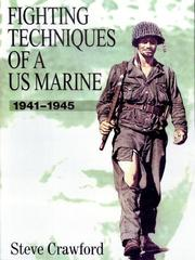 Cover of: Fighting Techniques of a U.S. Marine: 1941-1945 by Leo J. Daugherty