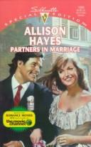 Cover of: Partners In Marriage | Allison Hayes