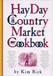 The Hay Day Country Market Cookbook