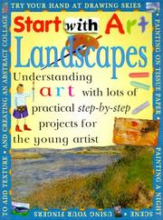 Cover of: Landscapes (Start With Art) Pb (Start With Art) | Sue Lacey