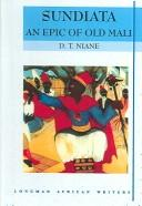 Cover of: Sundiata by D. T. Niane