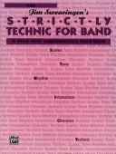 Cover of: Strict-ly Technic for Band | Trent Kynaston