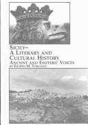 Cover of: Sicily a Literary and Cultural History by F. Toscano
