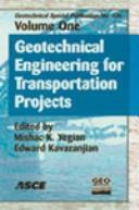 Cover of: Geotechnical engineering for transportation projects | Geo-Trans 2004 (2004 Los Angeles, Calif.)