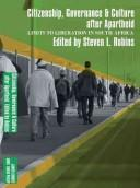 Cover of: Limits to Liberation After Apartheid | Steven L. Robins