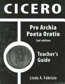 Cover of: Cicero by Linda A. Fabrizio