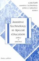 Cover of: Assistive technology in special education by Diane Golden