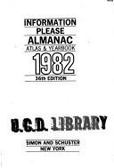 Cover of: Information Please Almanac 1982 by Not Listed