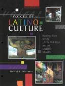 Cover of: Voicies of Latino Culture | Daniel S. Whitaker