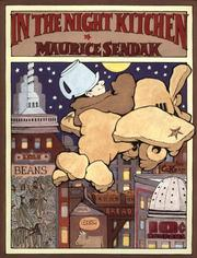 Cover of: In the Night Kitchen by Maurice Sendak