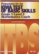Cover of: Preparation for the Iowa test of basic skills | Jerome D Kaplan