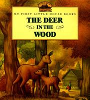 Cover of: The Deer in the Wood by Wilder, Laura Ingalls