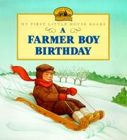 Cover of: A Farmer Boy Birthday | Laura Ingalls Wilder