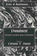 Cover of: Punishment | C. T. Sistare