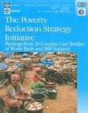 Cover of: The Poverty Reduction Strategy Initiative | William G. Battaile
