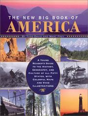 Cover of: The new big book of America by Todd Davis