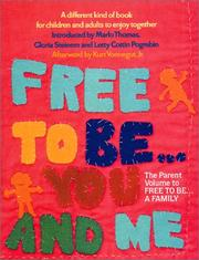 Cover of: Free to Be You and Me | Marlo Thomas
