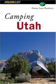 Cover of: Camping Utah | Donna Lynn Ikenberry