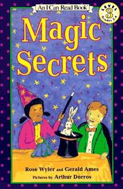 Cover of: Magic Secrets by Rose Wyler