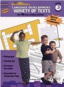 Cover of: Language Development Variety of Texts, Grade 3 (Rosen Brain Builders) | Christina Thomas