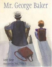 Cover of: Mr. George Baker | Amy Hest